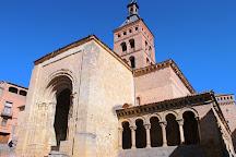 San Martin Church, Segovia, Spain