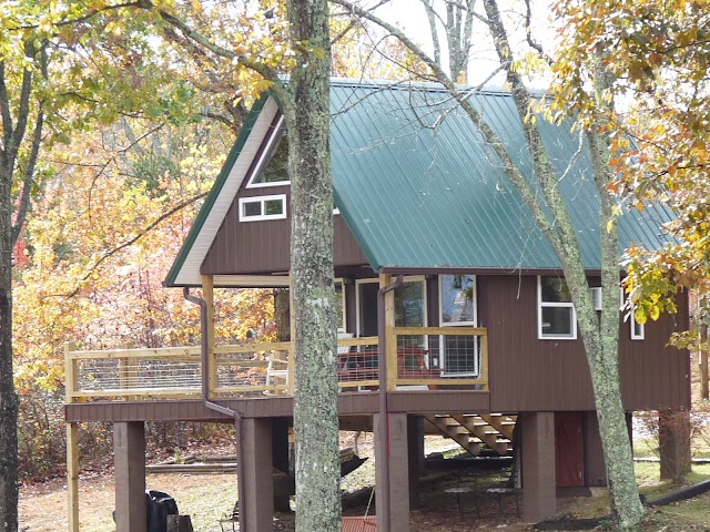 Sunrise Mountain Tree House Cabin