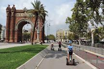 Euro Segway Barcelona, Barcelona, Spain