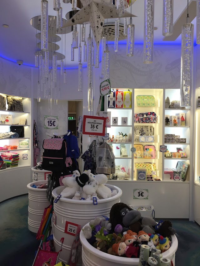Moomin Shop Itis