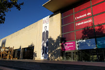 Instituto Valencia d'Arte Modern (IVAM), Valencia, Spain