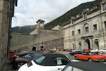 Fenestrelle Fortress, Fenestrelle, Italy