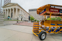 Pedal Wagon Dayton, Dayton, United States