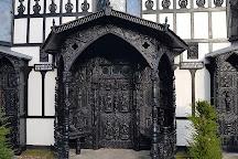 Plas Newydd Historic House and Gardens, Llangollen, United Kingdom
