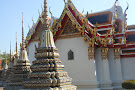The 4 Kings' Phra Maha Chedi