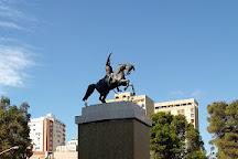 San Martin Monument, Neuquen, Argentina
