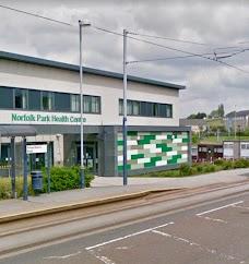 Norfolk Park Medical Centre sheffield UK