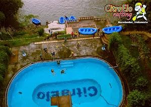 CitraElo Rafting Arung Jeram Sungai Elo Progo