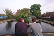 Clapton Pond, London, United Kingdom