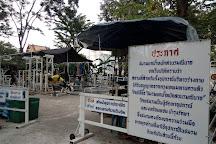 Romaneenart Park, Bangkok, Thailand
