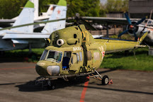 Aviation Museum, Kurgan, Russia