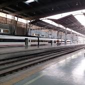 Станция  Malaga Maria Zambrano