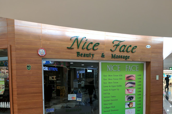 Nice Face, Bangkok, Thailand