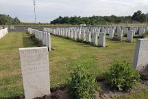 Adinkerke Military Cemetery, Adinkerke, Belgium