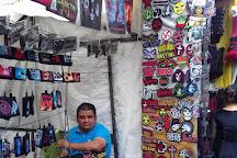 Tianguis Cultural del Chopo, Mexico City, Mexico