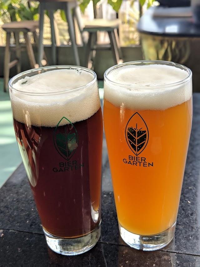 Biergarten Brewery & Kitchen