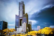 Tuntex 85 Sky Tower, Lingya, Taiwan