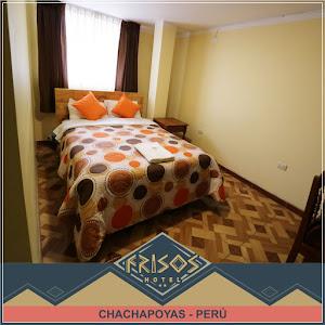 Hotel Frisos - Chachapoyas, Perú 7