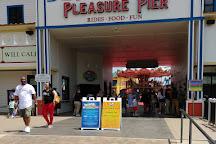 Galveston Island Historic Pleasure Pier, Galveston, United States