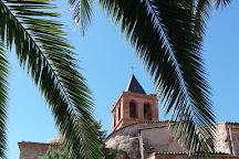 Basilica de Santa Eulalia, Merida, Spain
