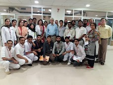 SMBB Trauma Centre Civil Hospital Karachi