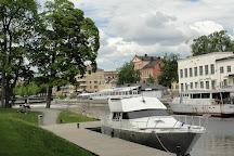 Stadstradgarden, Uppsala, Sweden