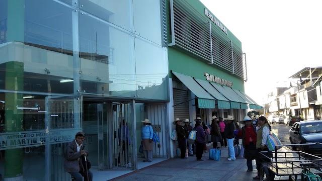 Mercado Municipal San Martin De Porres