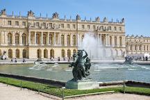 Le Jardin de Versailles, Versailles, France