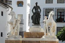 Monumento a Manolete, Cordoba, Spain