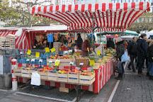 Bauernmarkt Konstablerwache, Frankfurt, Germany