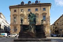 Monumento a Giuseppe Mazzini, Turin, Italy