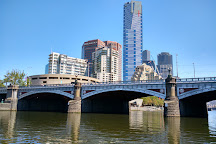 Princes Bridge, Melbourne, Australia