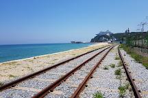 Jeongdongjin Beach, Gangneung, South Korea