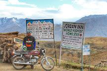 Komick Village, Lahaul and Spiti District, India