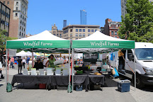 Union Square Greenmarket, New York City, United States