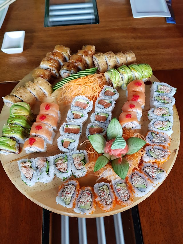 NOE sushi bar - Mall Del Sol