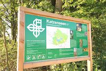 Seebad Katzensee, Zurich, Switzerland