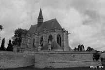 Sainte-Chapelle de Champigny sur Veude, Chinon, France