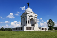 Gettysburg National Military Park Museum & Visitor Center, Gettysburg, United States