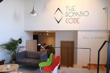 The Rombo Code, La Coruna, Spain