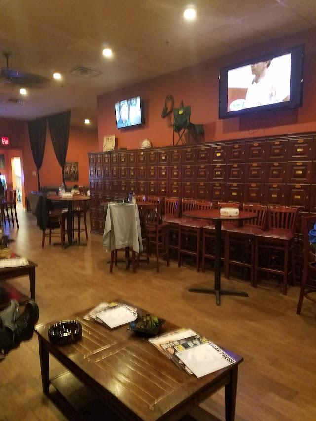 Aphelion Cigar Lounge