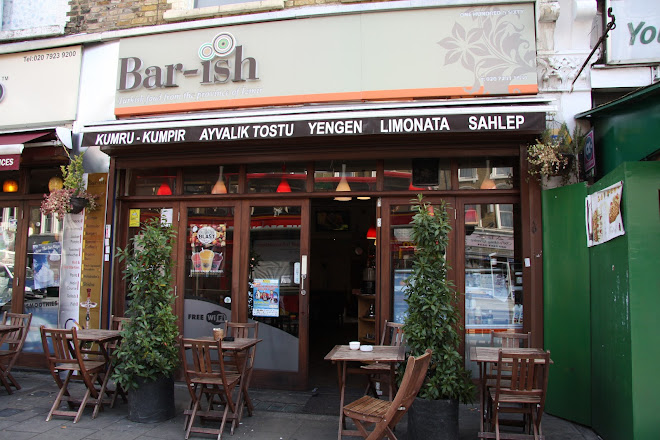 Bar-ish Cafe Bar, London, United Kingdom