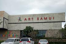 Art-samui, Choeng Mon, Thailand
