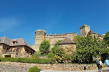 Chateau of Castelnau-Bretenoux, Prudhomat, France