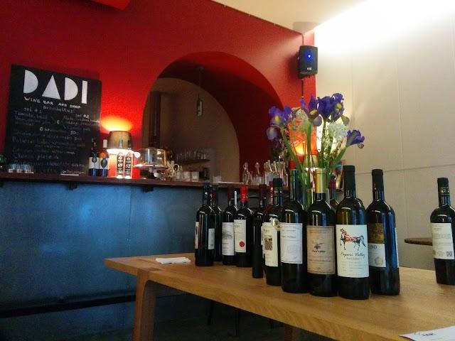 DADI wine bar and shop