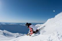 Mt Hutt Ski Area, South Island, New Zealand