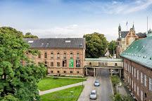 Lundagard Park, Lund, Sweden