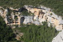 Abrigos De Mallata, Colungo, Spain