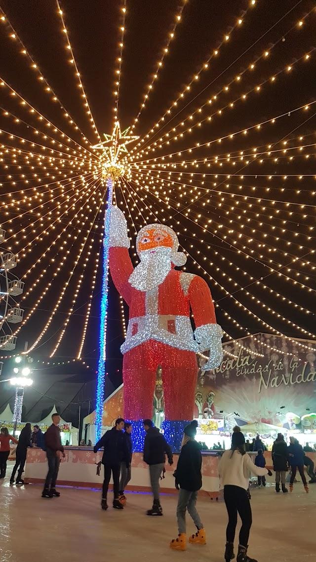 Alcala de Henares Ciudad de Navidad