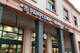 Железнодорожная станция  Pamplona